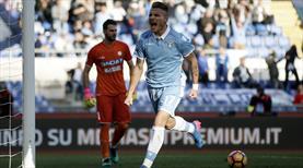Lazio tırmanıyor! (ÖZET)