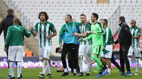İşte Bursaspor - Gaziantepspor maçının özeti
