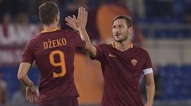 Dzeko'dan Totti itirafı!