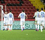 Gaziantepspor - Kasımpaşa: 0-2 (ÖZET)