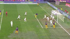 Oyuna girdi golünü attı! Umar Aminu puanı bu golle getirdi!