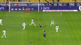 Skrtel affetmedi! İşte Fenerbahçe'nin beraberlik golü