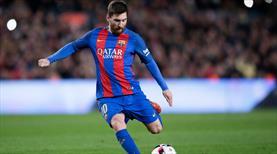 Messi'ye gecikmeli ceza!