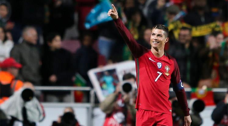 Macaristan'ın kabusu Ronaldo (ÖZET)