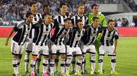 Partizan CAS'tan döndü