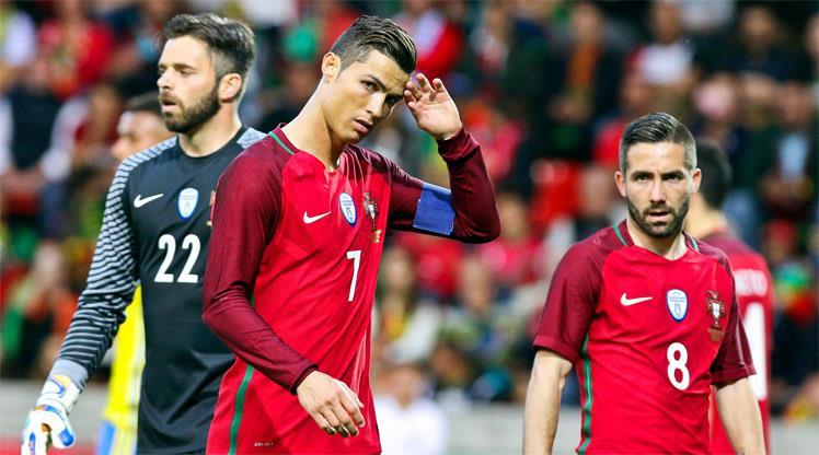 Ronaldo'nun tarihi gecesi zehir oldu (ÖZET)