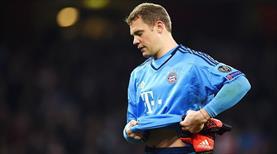 Bayern Münih'e kötü haber
