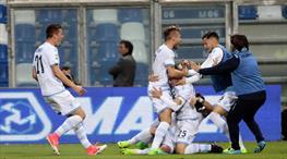 Lazio kaybetmeyi unuttu! (ÖZET)