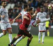 Gaziantepspor-Gençlerbirliği maçının özeti burada