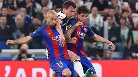 Barça - Juventus maçına Türk gözlemci