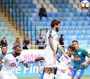 Çaykur Rizespor-Medipol Başakşehir: 3-3 (ÖZET)