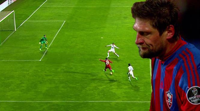 Seleznov bu golü kaçırdı, sonra yıkıldı!