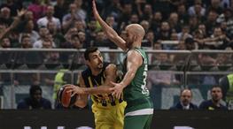 Fenerbahçe Final Four için sahada