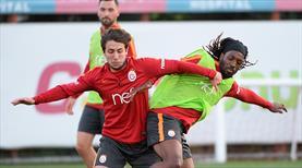 Galatasaray'da Bursa mesaisi başladı