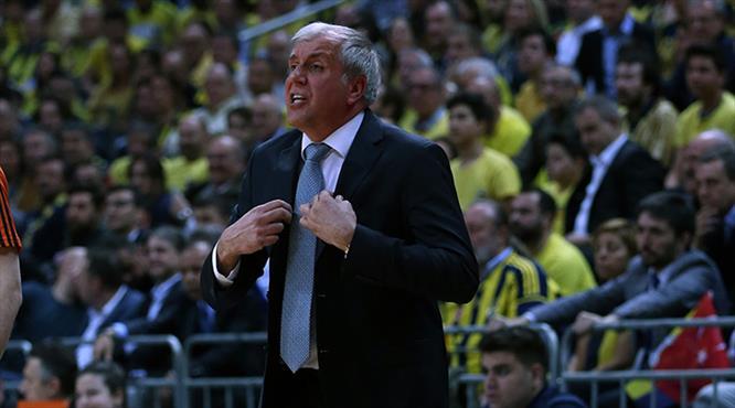 Obradovic, 16. kez Dörtlü Final'de