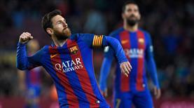 Barcelona Osasuna'yı 'yedi' bitirdi (ÖZET)