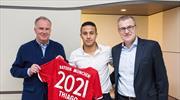 Thiago'yla 2021'e!