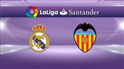 Real Madrid - Valencia (CANLI)