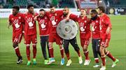 Ve Bayern Münih şampiyon!