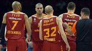 Galatasaray Odeabank'ta 4 eksik