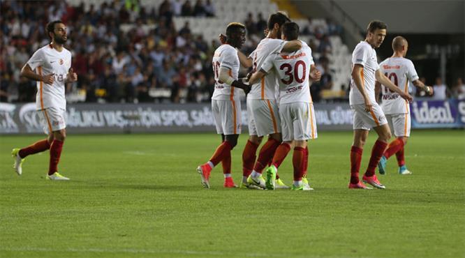 Gaziantepspor - Galatasaray maçının özeti burada
