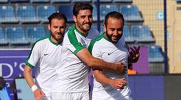 Osmanlıspor-Akhisar Belediyespor: 0-4 (ÖZET)