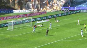 İşte Osmanlıspor'un penaltı beklediği an!