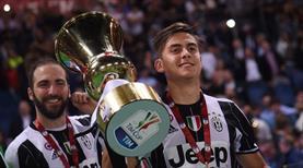 Juve tarih yazdı, Real'e gözdağı verdi!