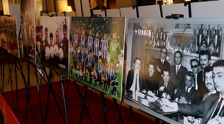 Trabzon'da 50. yıl özel sergisi açıldı!