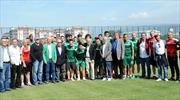 Bursaspor'a moral ziyareti