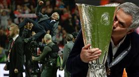 Mourinho Stockholm'u da salladı!