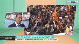Yeni Malatyaspor'un hedefi Avrupa!