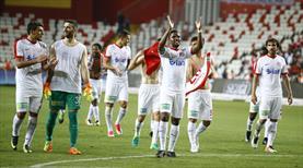 Antalyaspor: 4 - Gaziantepspor: 1 (ÖZET)
