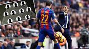 Transferde çığır açacaklar! İşte Valverde'nin Barcelona'sı!