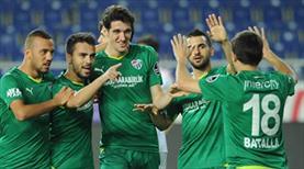 İşte Bursaspor'u Süper Lig'de tutan goller!