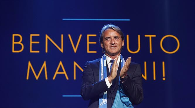 Mancini resmen Zenit'te