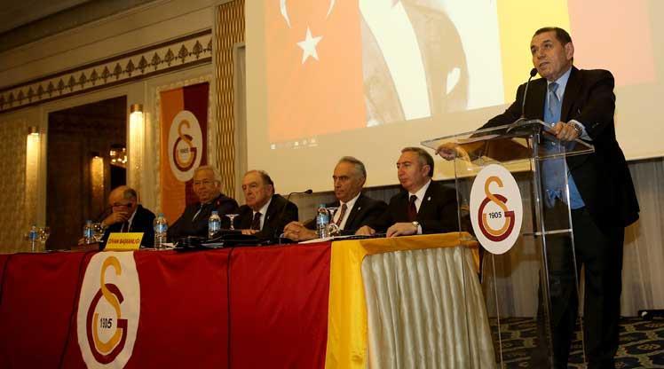 Galatasaray'da görev değişimi