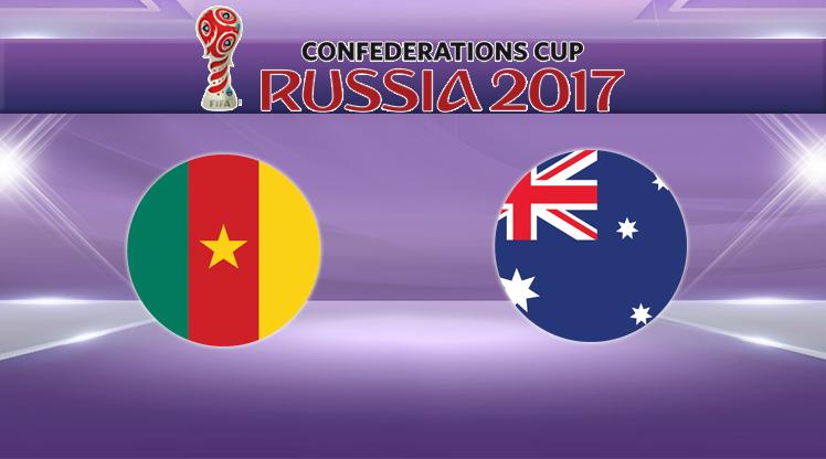 Kamerun - Avustralya (CANLI)