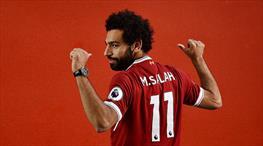 Mohamed Salah Liverpool'da