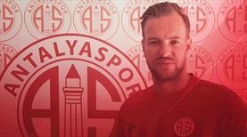 Boffin resmen Antalyaspor'da