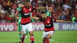 Diego şov yaptı, Flamengo fark attı! (ÖZET)