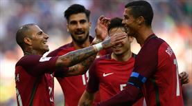 Portekiz şovla turladı!