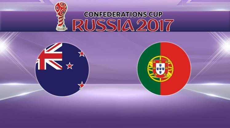 Yeni Zelanda - Portekiz (CANLI)