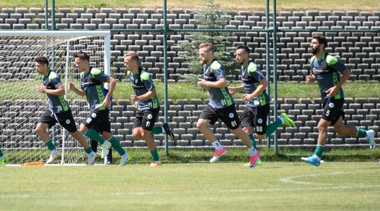 Konya'da maç programı açıklandı