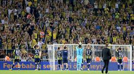 Fenerbahçe'den taraftarına jest