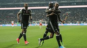 Beşiktaş - Antalyaspor (Dünden bugüne)