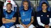 Kjaer İstanbul'a kulübede döndü