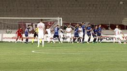 TFF 1. Lig'de harika frikik golü