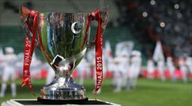 Türkiye Kupası'nda 2. tur heyecanı