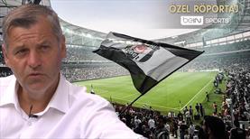 """Bruno Genesio'dan Beşiktaş taraftarına: """"Sıradışı bir atmosfer var"""""""